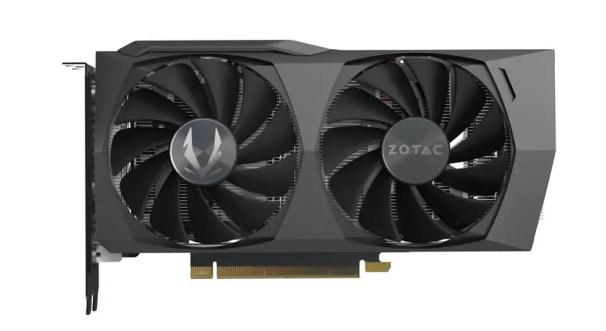 ZOTAC GeForce RTX 3060 Twin Edge