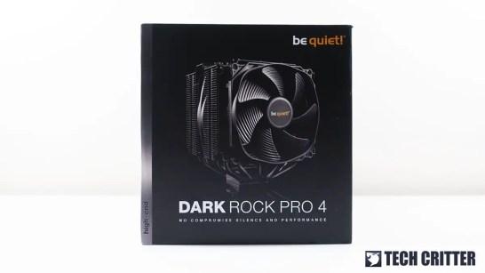 be quiet Dark Rock Pro 4