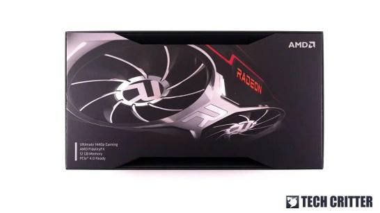 AMD Radeon RX 6700 XT 4
