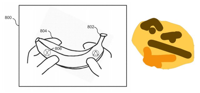 Sony Patent Banana Featured