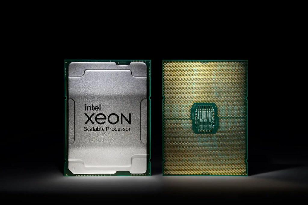 Intel 3rd gen Xeon Scalable 2