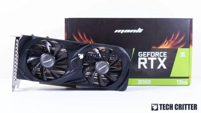 Manli GeForce RTX 3060 2