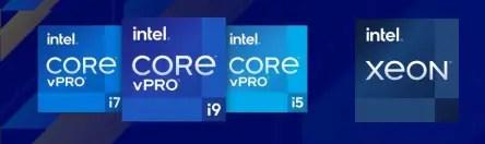 11th Gen Intel vPRO CPU