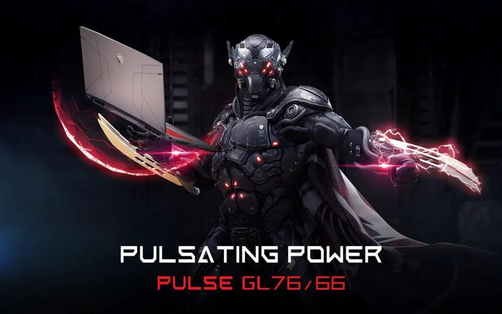MSI Pulse GL76 GL66