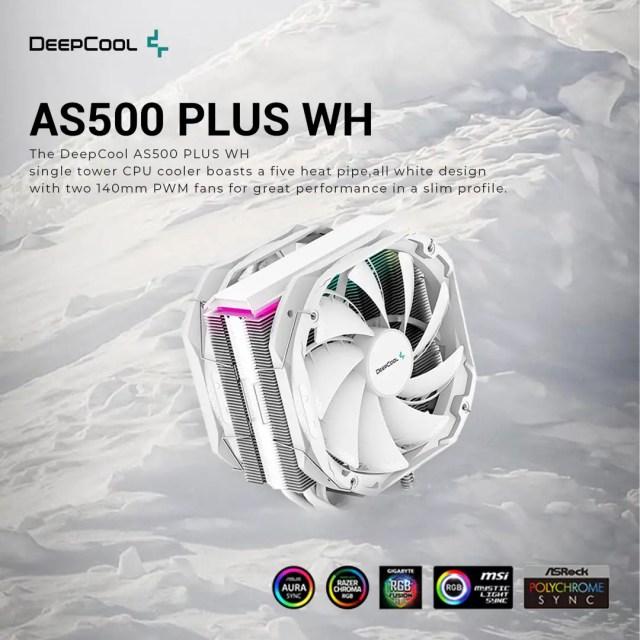 Deepcool AS500 PLUS WH