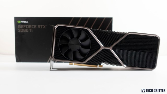 NVIDIA GeForce RTX 3080 Ti Founders Edition 5