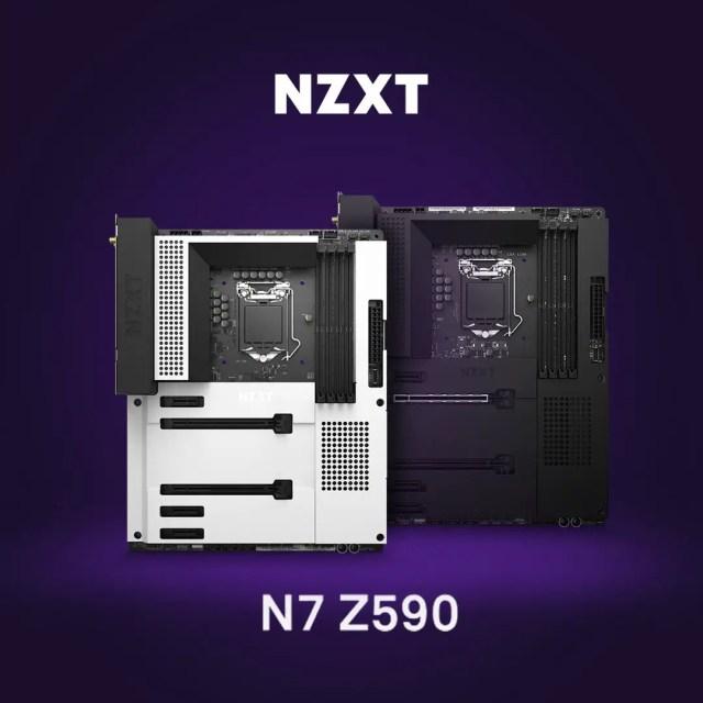 NZXT N7 Z590
