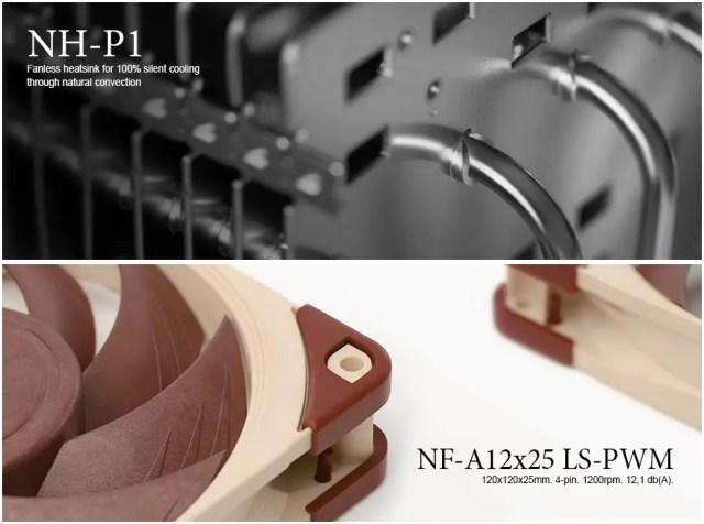 Noctua NH P1 NF A12x25 LS PWM Featured