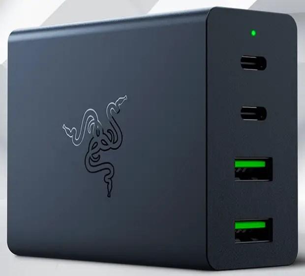 Razer USB C GaN Charger