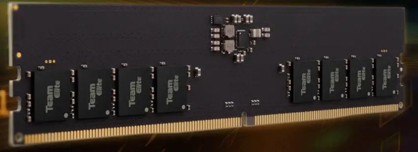 TEAMGROUP ELITE U DIMM DDR5