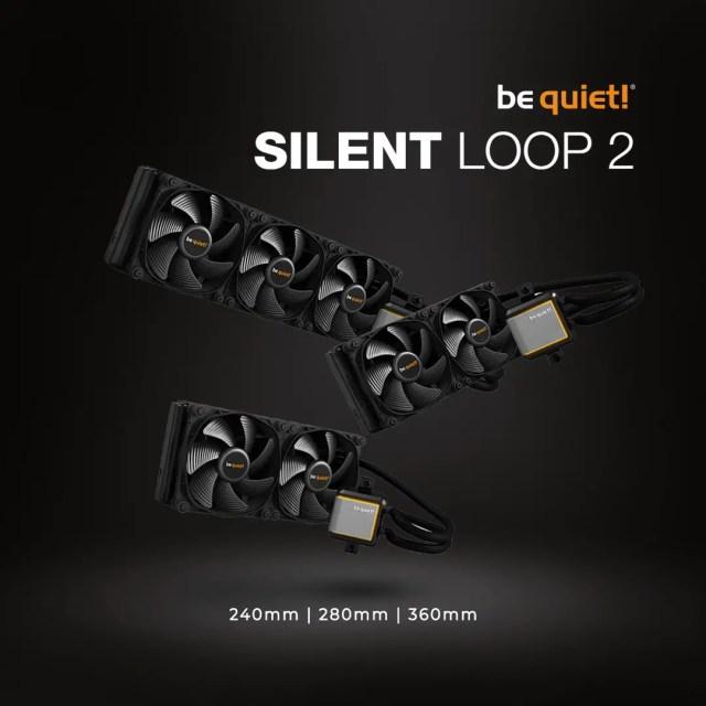 be quiet Silent Loop 2