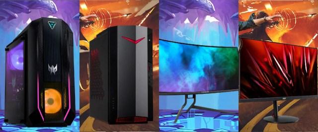 Acer Predator Nitro Live Your World Launch