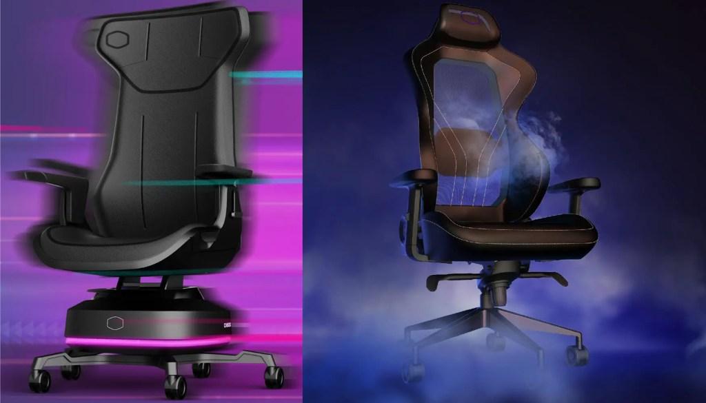 Cooler Master Summer Summit 2021 Gaming Chair