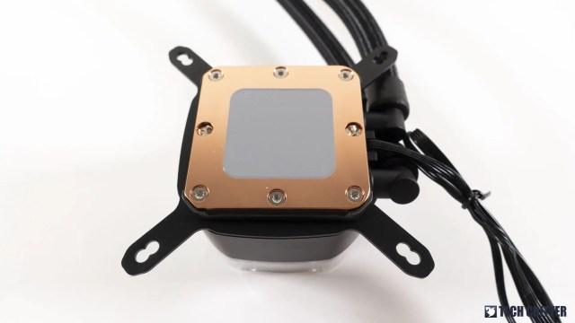 Corsair H100 RGB 9