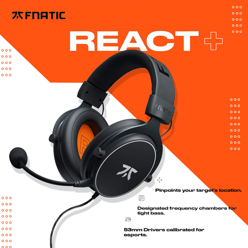 Fnatic Gear React