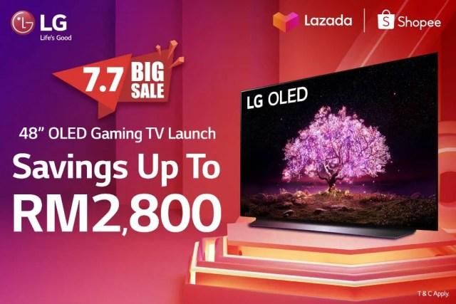 LG 4K OLED C1 Featured