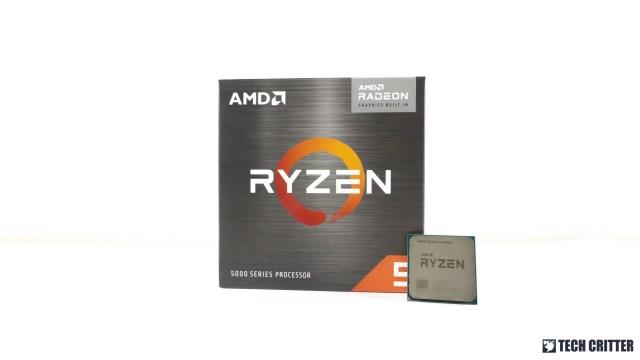 AMD Ryzen 5 5600G 4