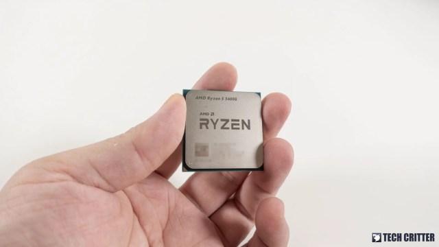 AMD Ryzen 5 5600G 6