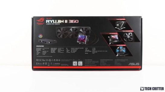 ASUS ROG Ryujin II 360 3