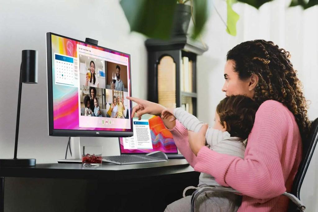 Dell 27 Video Conferencing Monitor