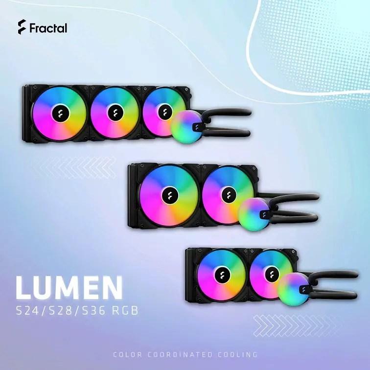 Fractal Design Lumen
