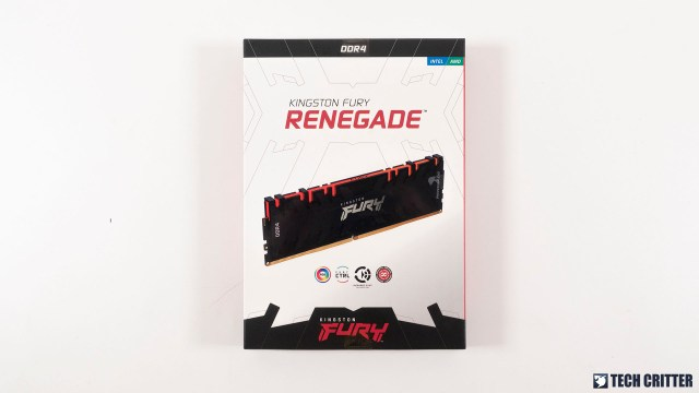 Kingston FURY Renegade RGB DDR4 Memory