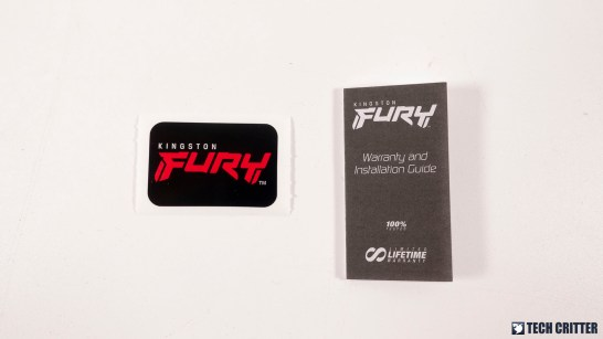 Kingston FURY Renegade RGB DDR4 Memory 2