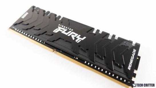 Kingston FURY Renegade RGB DDR4 Memory 4