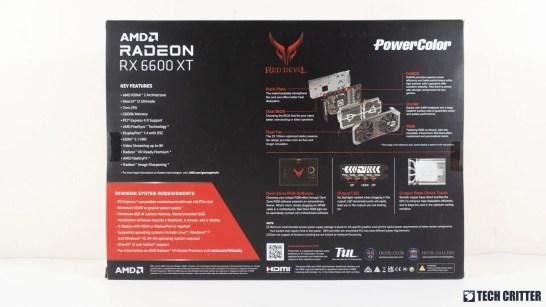 PowerColor Red Devil RX 6600 XT 1