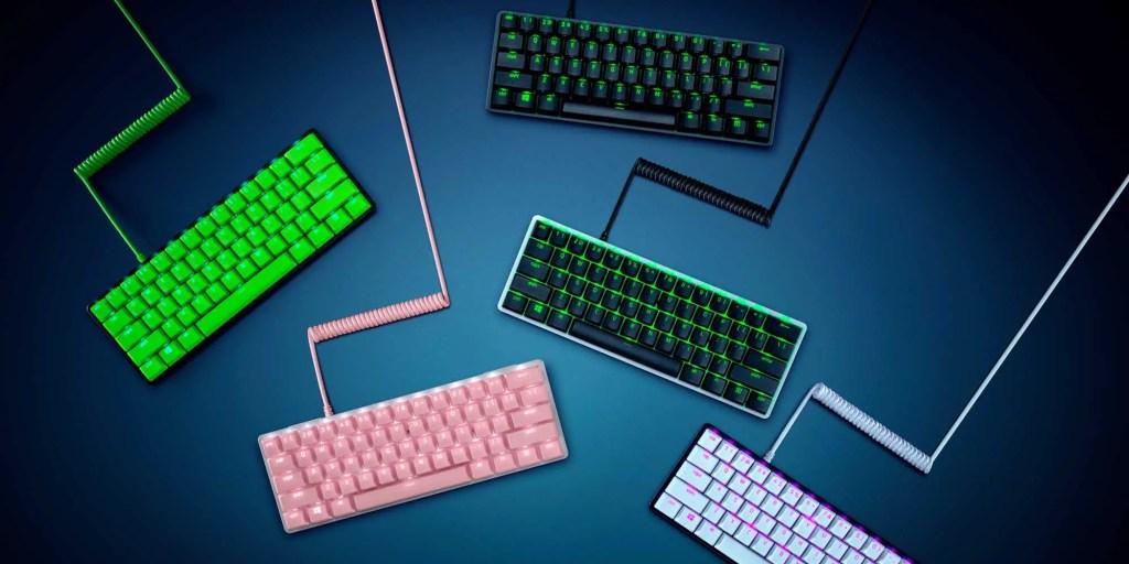 Razer Keyboard Accessories Set 1