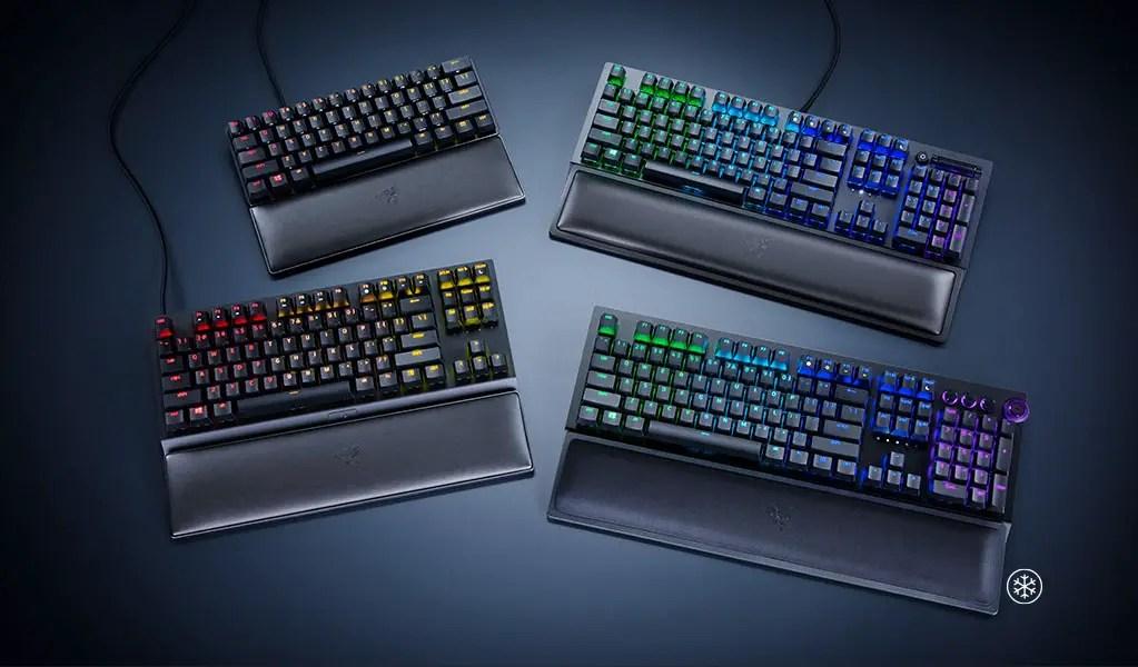 Razer Keyboard Accessories Set 3