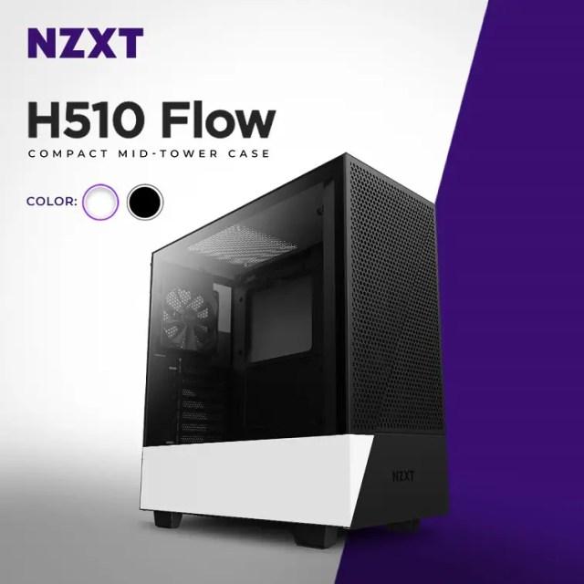 NZXT H510 Flow
