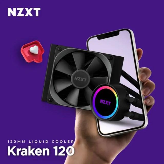 NZXT Kraken 120