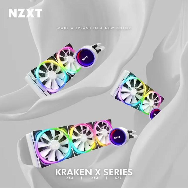 NZXT Kraken X Series