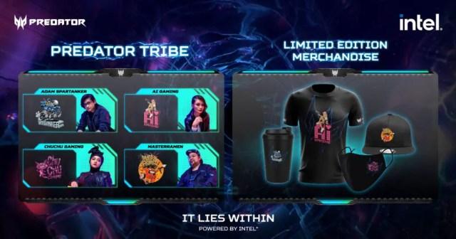 Acer Predator Tribe