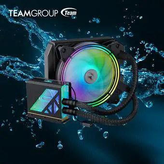 TEAMGROUP T FORCE CARDEA Liquid II 2
