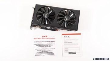 XFX Speedster SWFT 210 Radeon RX 6600 2