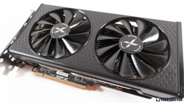 XFX Speedster SWFT 210 Radeon RX 6600 3