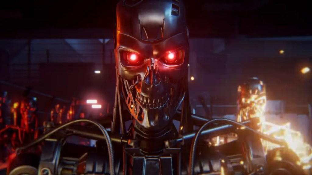 Terminator in Breakpoint