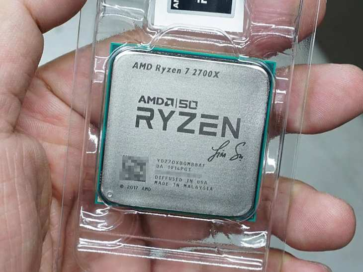AMD 50th Anniversary Ryzen 7 2700X Gold Edition (1)