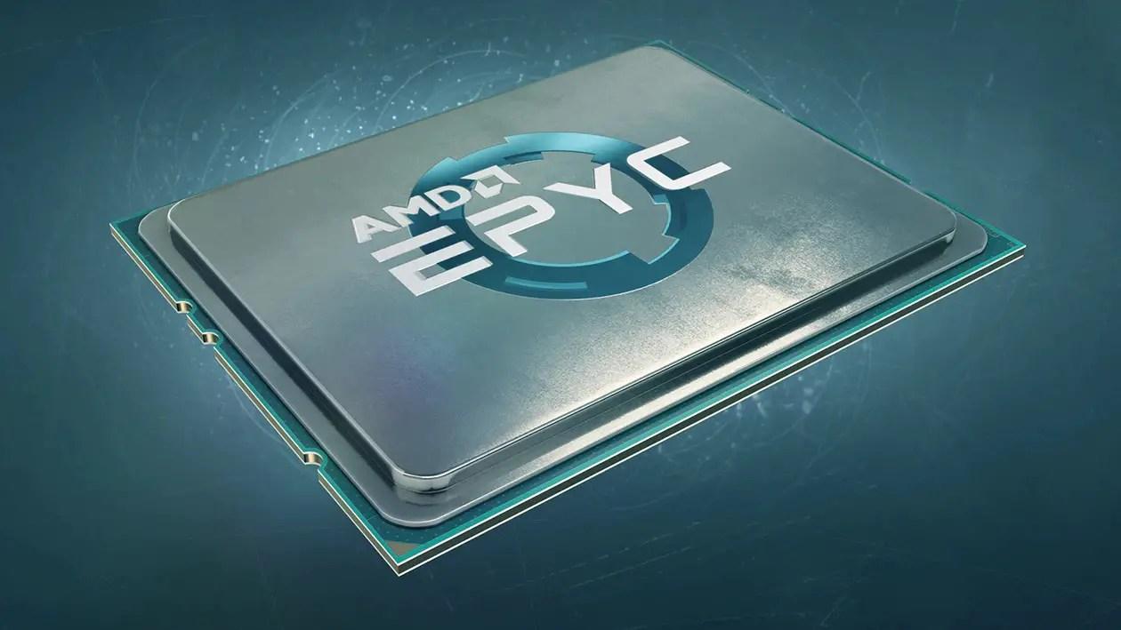 AMD Unveils the brand new 64C/128T 7nm EPYC Rome Processors