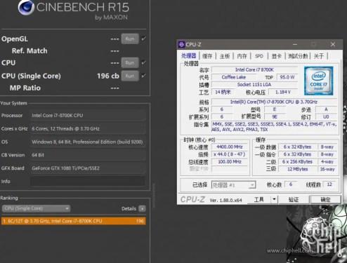 AMD Ryzen R5 3600 Cinebench R15 score leak (5)