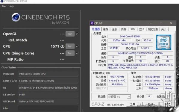AMD Ryzen R5 3600 Cinebench R15 score leak (6)