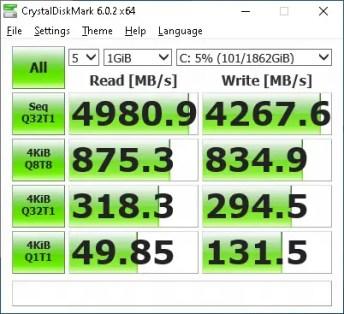 AMD Ryzen R9 3900X Corsair Force Series MP600 2TB (1GB Data)