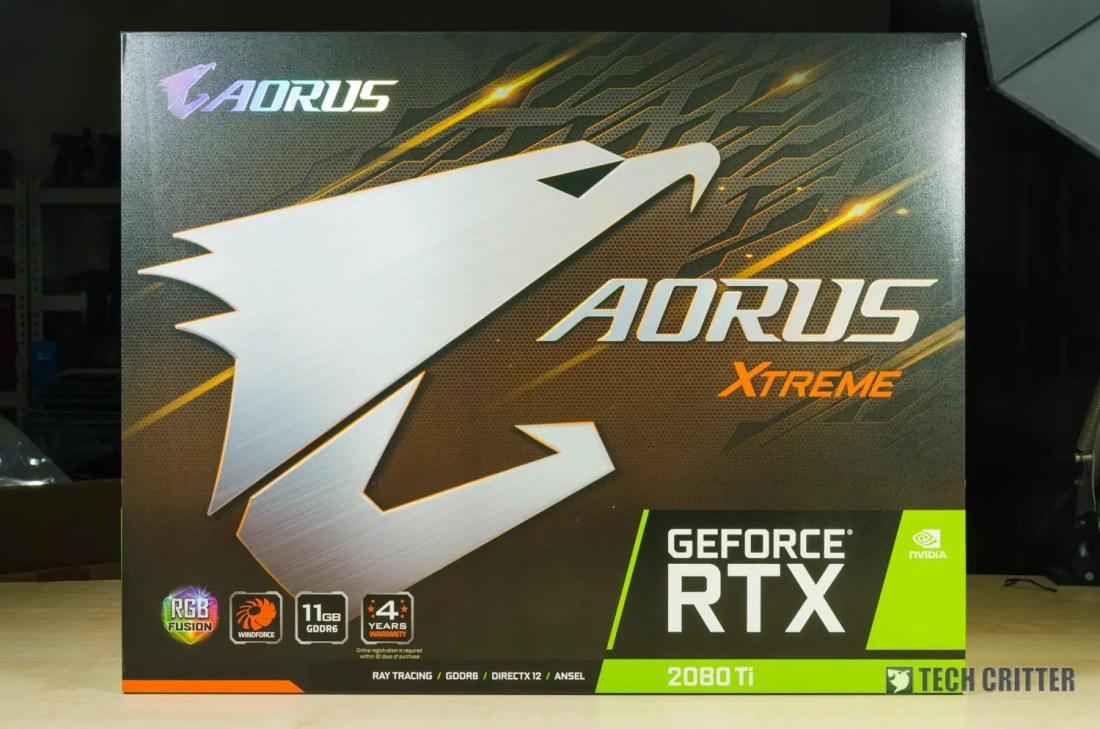 AORUS GeForce RTX 2080 Ti XTREME (1)