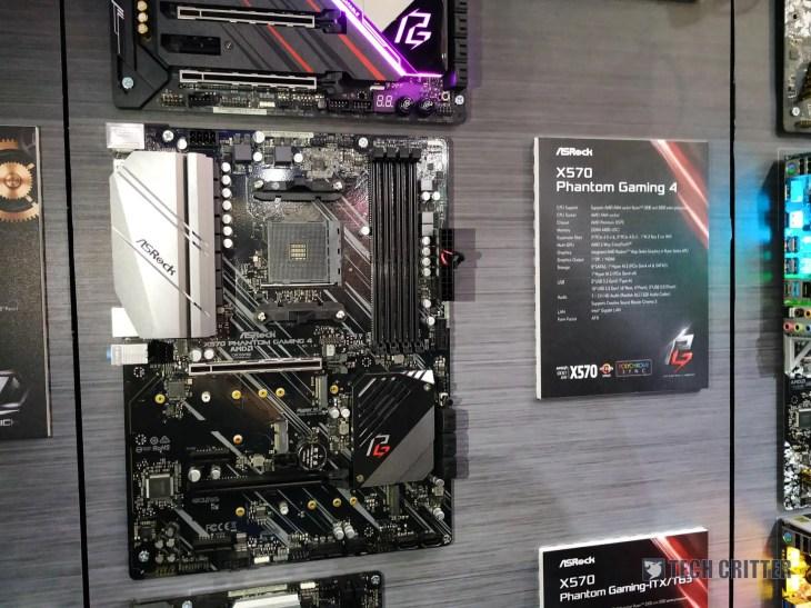 ASRock X570 Motherboards - 16