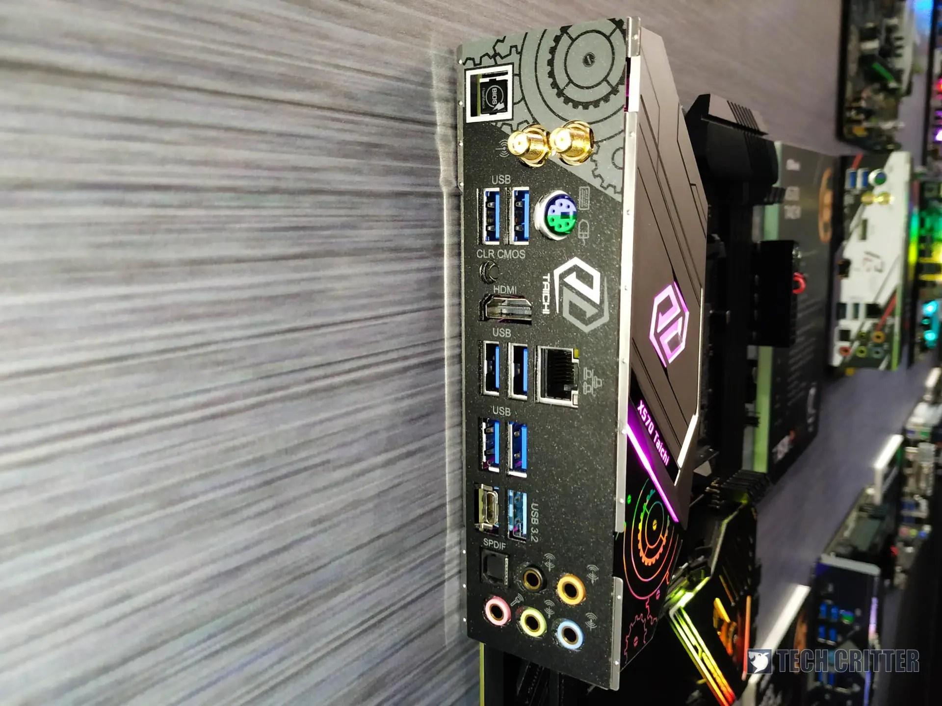 Computex 2019: ASRock X570 Motherboards