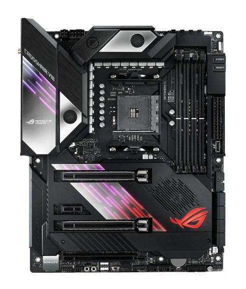 ASUS AMD X570 Motherboards ROG Crosshair VIII formula