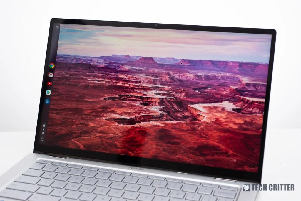 ASUS Chromebook Flip C434T