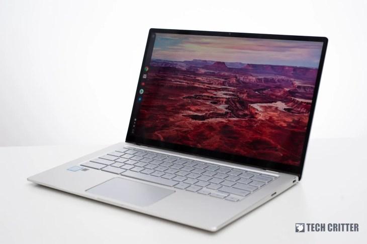 ASUS Chromebook Flip C434T - 14
